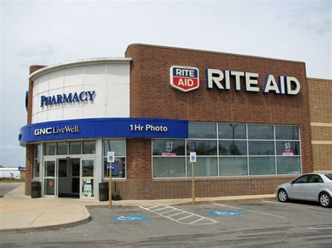 Rite Aid Corporation (nyserad) Where's The Floor