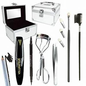 Maquillage Et Accessoires Pour Les Yeux Vanity Luxe
