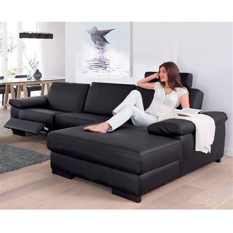 canapé d angle electrique canapé d 39 angle droite 1 place relaxation électrique