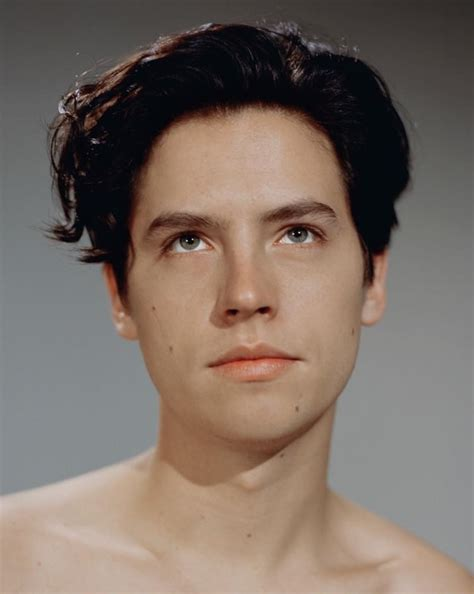 alexissuperfans shirtless male celebs cole sprouse