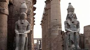 Temple Of Amun-ra - Luxor - Egypt