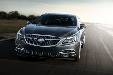 2019 Buick Lacrosse Reviews And Rating Motortrend