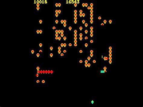 Arcade Centipede 1980 Hd Youtube