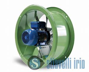 Yevf Industrial Axial Ducted Fans