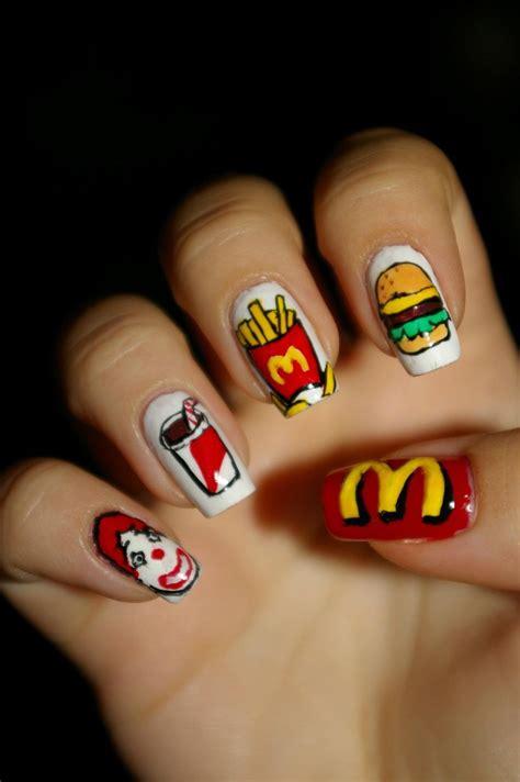 paint  nails  favorite cartoons movies  snacks