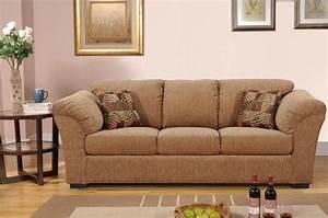 Comfortable furniture: Sofa set image