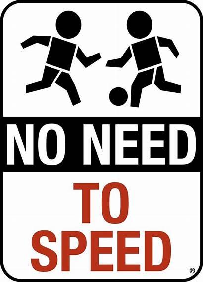 Speeding Clipart Please Clip Quiet Speed Signs