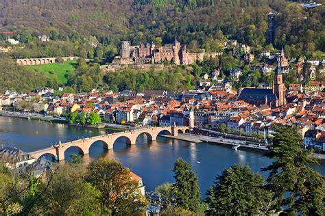 3 Tage Heidelberg Im 3* Hotel Mit Frühstück & Spa Für 69