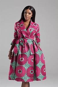 Tenue A La Mode : robe africaine chic 2017 tenue africaine femme tendance ~ Melissatoandfro.com Idées de Décoration