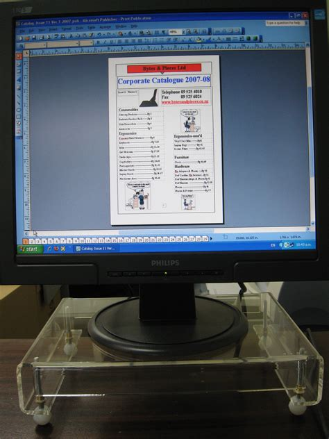 monitor stands for desks nz lcd monitor stand
