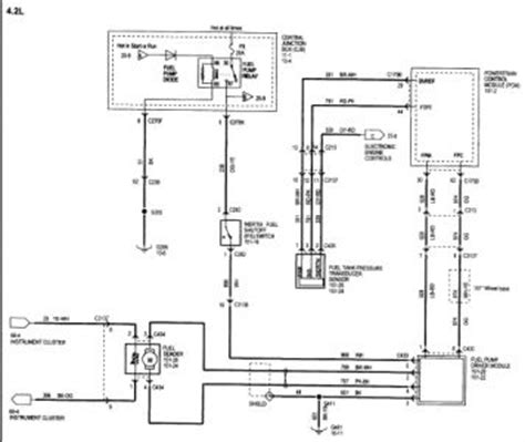 2006 Ford F 150 Fuel Wiring Diagram by 2006 Ford F150 Fuel Wiring Electrical Problem 2006