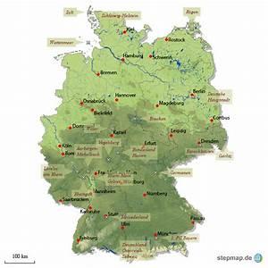 Schönsten Städte Deutschland : deutsche st dte und landschaften von wisperhexe landkarte f r deutschland alle bundesl nder ~ Frokenaadalensverden.com Haus und Dekorationen
