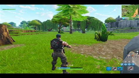 stretched resolution  fortnite pc win