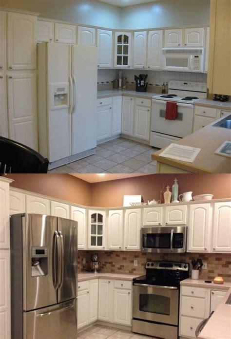 kitchen backsplash images best 25 painting appliances ideas on painted 2222