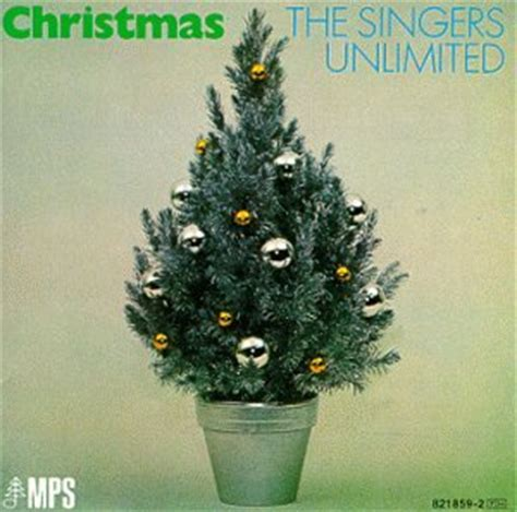 the singers unlimited christmas amazon com music