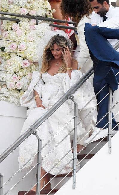 heidi klum tom kaulitz wedding  startattle