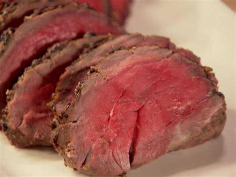 balsamic roasted beef recipe ina garten food network