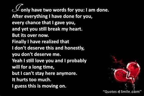 Please Dont Break My Heart Quotes