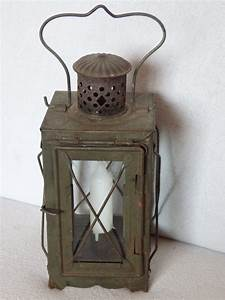 Laterne Kerze Draußen : alte kerzenlaterne kerzenlampe laterne kerze camping ~ Watch28wear.com Haus und Dekorationen