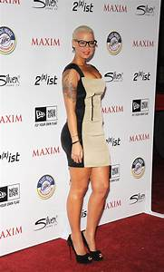 Amber Rose Photos Photos 2011 Maxim Hot 100 Party With