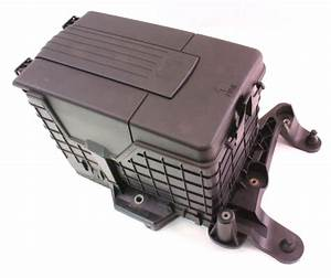 Battery Cover Box Tray Bracket 05