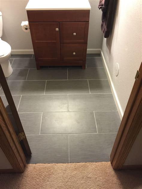 flooring   start  stop  tile floor job home