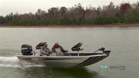 Zodiac Vs Jon Boat by Lowe Stryker Aluminum Fishing Boat Review Performance