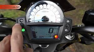 Kawasaki Er-6n 2012 Essai - Quelques Commentaires En Vid U00e9o