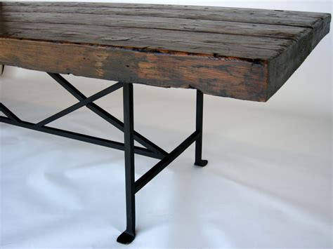 reclaimed wood kitchen table and chairs reclaimed wood dining table with hand forged iron base