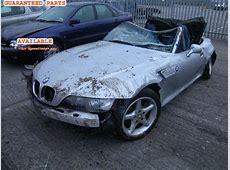 BMW Z3 breakers, Z3 ROADSTER dismantlers