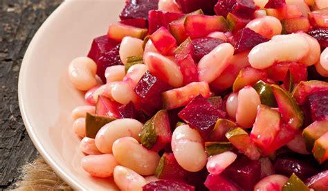 Receptes.lv - Biešu un pupiņu salāti