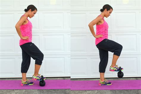 kettlebell workout leg lifts quad side move beginner