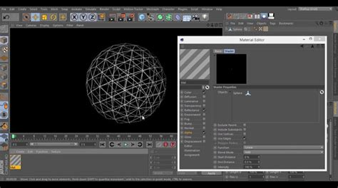 quick methods  rendering wireframe  cd lesterbanks