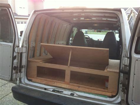 Donovan The Astro Van Pinterest Bed Storage Vans And