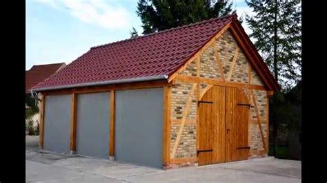 Carport Und Holzgaragen Vom Carportbauer In Brandenburg