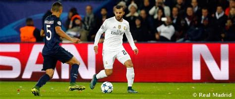 Paris Saint-Germain - Real Madrid | Champions League ...