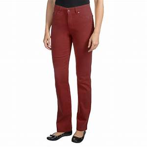 FDJ French Dressing Olivia Stretch Colored Denim Jeans - Bootcut (For Women) - Save 53%
