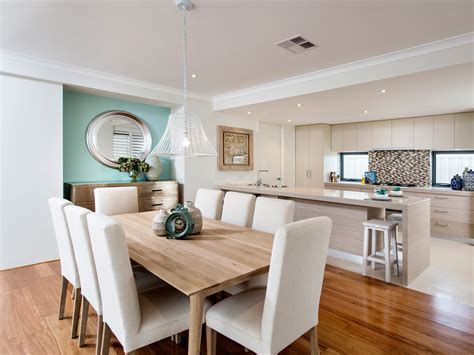 20 Dining Room And Kitchen Interior Combo Ideas #18307