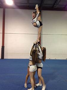WCSS, cheer stunt, needle, scorpion | Cheer | Pinterest
