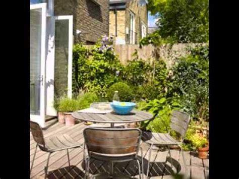 Small Patio Garden by Small Patio Garden Ideas