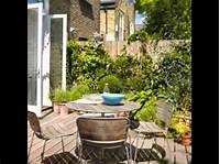 excellent patio garden design ideas small gardens Small patio garden ideas - YouTube
