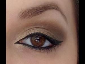 Maquillage Pour Yeux Marron : tuto 10 maquillage avec la naked dor bronze marron ~ Carolinahurricanesstore.com Idées de Décoration