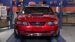 Mustang Chrome Projector Headlights  99