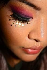 sunset inspired eyeshadow a sunburst eye makeup