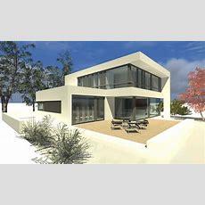 Startseite Design Bilder – Modern Haus Am Hang In Wernigerode ...