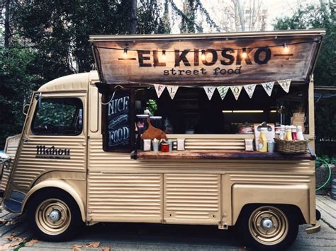 los food trucks mas bonitos de espana lovely streets