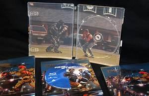 Real Steel (Blu-ray SteelBook) [Netherlands] | Hi-Def ...