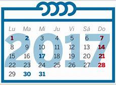 El calendario laboral de 2017 ya es oficial nueve