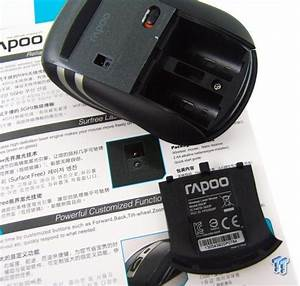 Rapoo 3920P 5G Advanced Wireless Laser Mouse Review