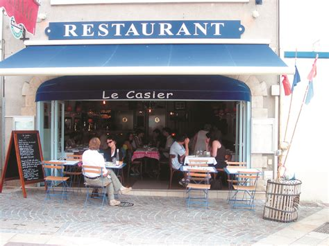 restaurant le casier restaurants saint gilles croix de